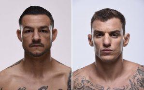 Cub Swanson enfrenta Renato Moicano no UFC 227, em agosto