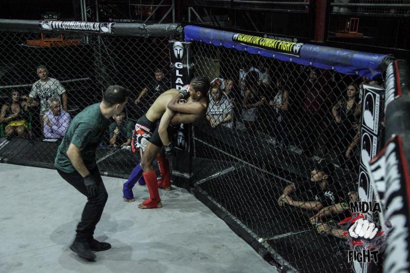 Felipe Orfeu lutador