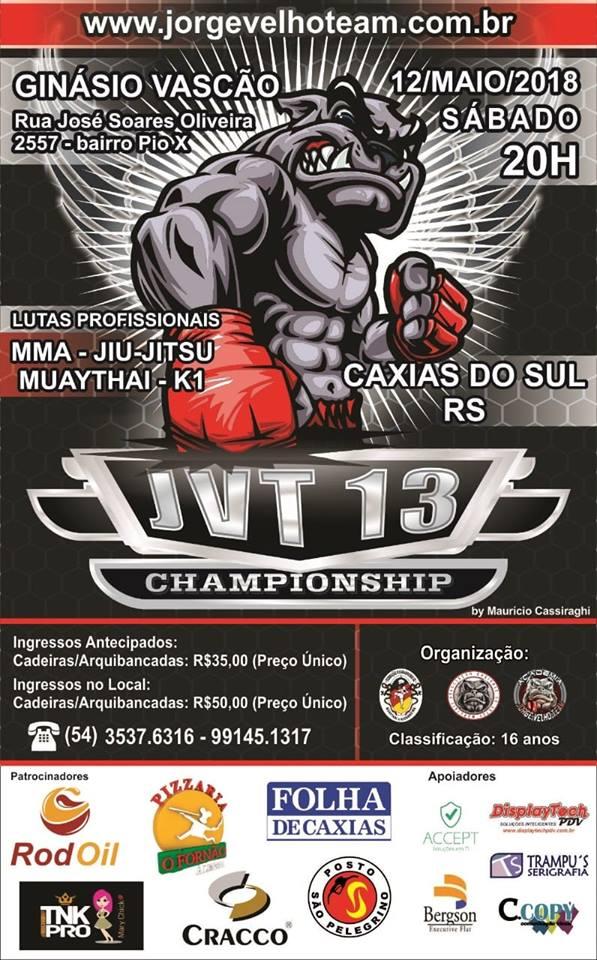 JVT Championship 13