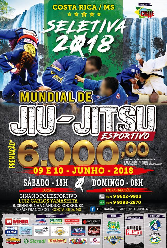 Mundial de BJJ