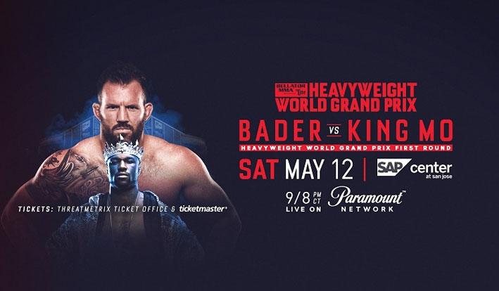 Ryan Bader vs King Mo Lawal