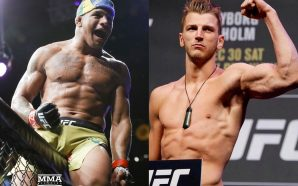 GILBERT BURNS ENCARA DAN HOOKER NO UFC 226