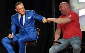 Dana White e Conor McGregor farão reunião para definir o…