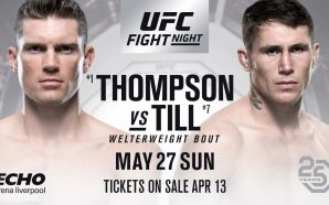 Nocaute na rede picks #129 / UFC Fight Night: Thompson…