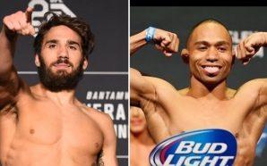 Jimmie Rivera enfrenta John Dodson no UFC 228