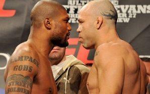 Wanderlei Silva e Rampage Jackson farão luta principal no Bellator…