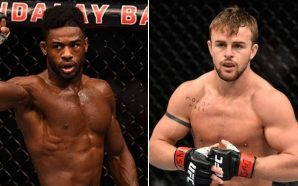 Aljamain Sterling enfrenta Cody Stamann no UFC 228