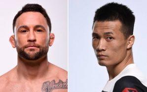 Frankie Edgar enfrenta Zumbi Coreano na luta principal do UFC…