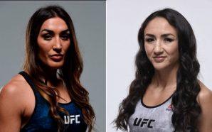 Tatiana Suarez enfrenta Carla Esparza no UFC 228