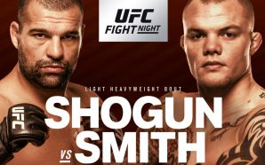 Nocaute na rede picks #135 / UFC Fight Night: Shogun…