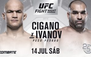 Nocaute na rede picks #134 / UFC Fight Night: Dos…