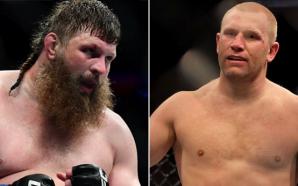 Roy Nelson e Sergei Kharitonov fazem a co-luta principal do…