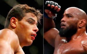 Luta entre Romero e Borrachinha pode ser remarcada para janeiro…