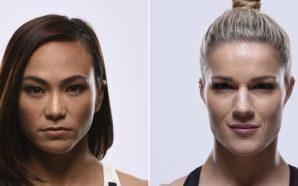 Michelle Waterson enfrenta Felice Herrig no UFC 229