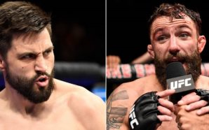 Michael Chiesa sobe de categoria e enfrenta Carlos Condit no…