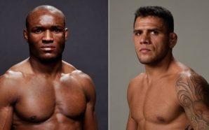 Kamaru Usman e Rafael Dos Anjos devem fazer a luta…