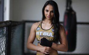 Ariane Lipski enfrenta Joanne Calderwood no UFC 233