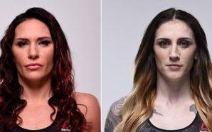 Cat Zingano enfrenta Megan Anderson no UFC 232