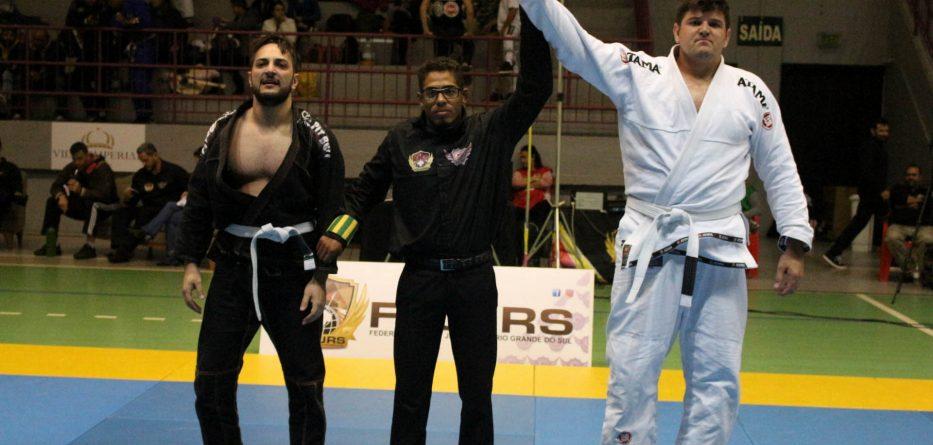 FSJJRS Campeonato Gaucho Jiu Jitsu