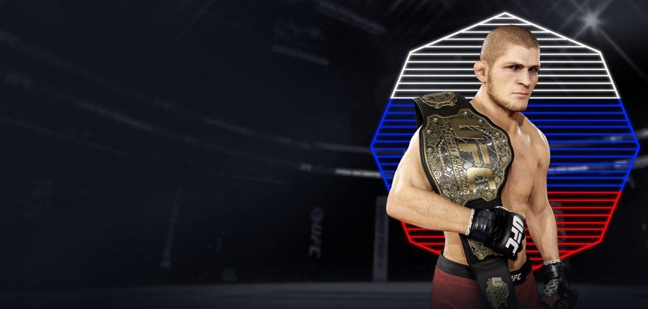Khabib EA SPORTS UFC 3