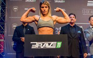 Luana Pinheiro faz primeira luta internacional na Índia no final…