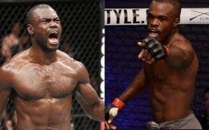 Uriah Hall enfrenta Bevon Lewis no UFC 232