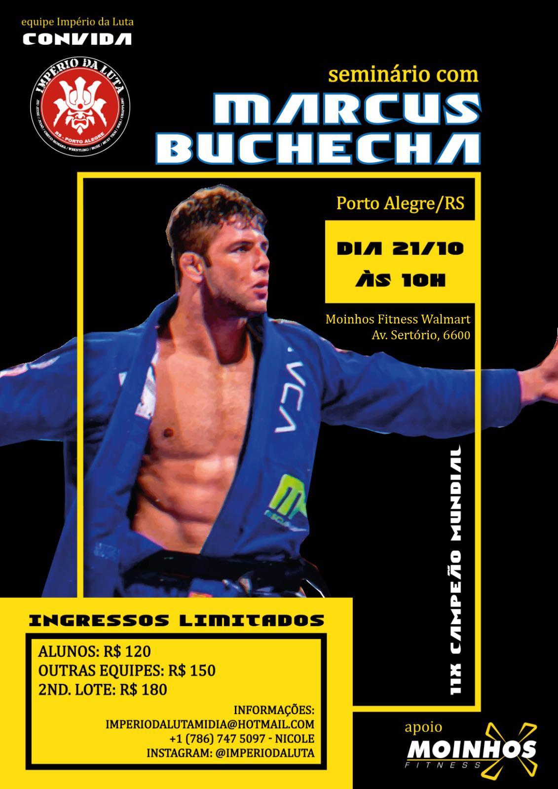 seminário Marcus Buchecha