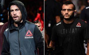 Ultimate planeja Dominick Cruz x John Lineker para o UFC…
