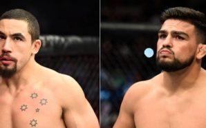 Robert Whittaker defende cinturão contra Kelvin Gastelum no UFC 234