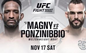 Nocaute na rede picks #146 / UFC Fight Night: Magny…