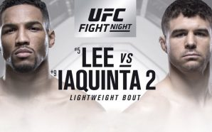 Nocaute na rede picks #150 / UFC Fight Night: Lee…