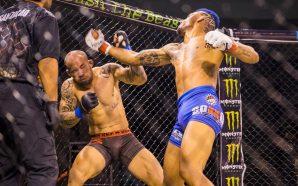 Prince Batista surge como a grande promessa do MMA mineiro…