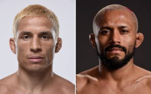 Joseph Benavidez enfrenta Deiveson Figueiredo no UFC 233