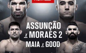 INGRESSOS À VENDA: UFC volta à Fortaleza com Raphael Assunção,…