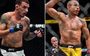 José Aldo e Renato Moicano se enfrentam no UFC Fortaleza