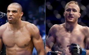Edson Barboza enfrenta Justin Gaethje no UFC Nashville, em março