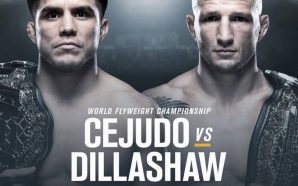 Nocaute na rede picks #152 / UFC Fight Night: Cejudo…