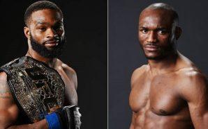 Tyron Woodley defende cinturão contra Kamaru Usman no UFC 235