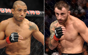 José Aldo pede para enfrentar Alexander Volkanovski no UFC 237,…