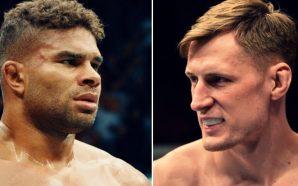 Alexander Volkov e Alistair Overeem fazem a luta principal do…