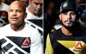 Wilson Reis enfrenta Alexandre Pantoja no UFC 236