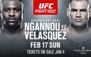 Nocaute na rede picks #155 / UFC Fight Night: Ngannou…