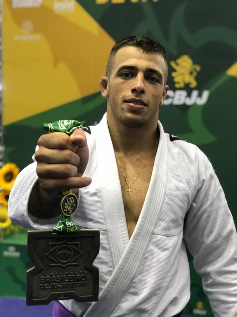 Vinicius Martins Alliance BJJ