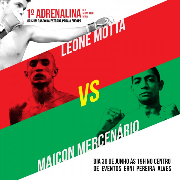 Leone Motta Vs Maicon Mercenario
