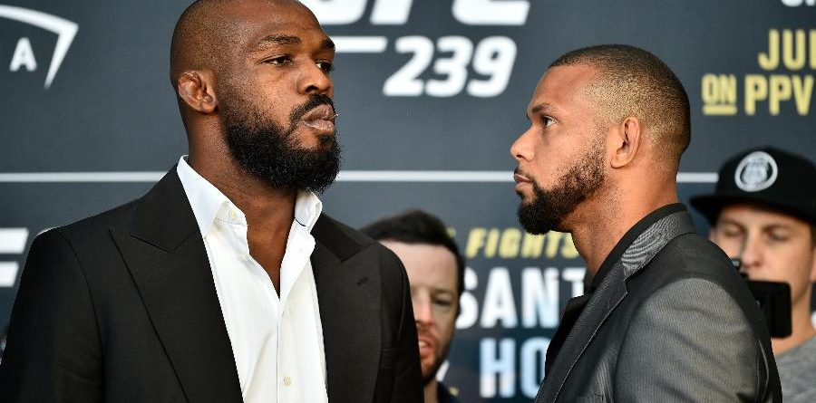 ufc 239 Jones Vs Marreta