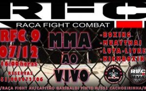 raça fight combat 9
